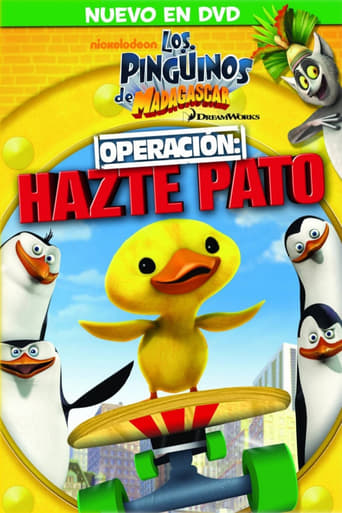 Los pinguinos de Madagascar - Operacion: Hazte Pato Penguins Of Madagascar: Operation Get Ducky