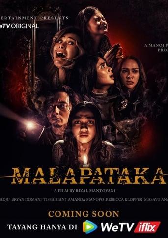 Poster of Malapetaka