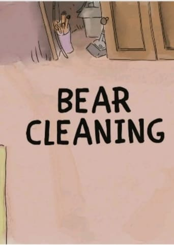 We Bare Bears: Bear Cleaning poster