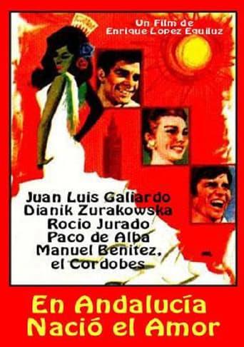 Poster of En Andalucía nació el amor
