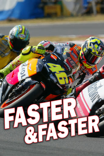 Poster of Faster & Faster