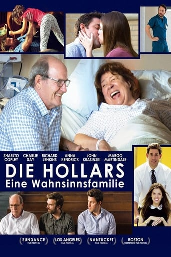 Filmposter von Die Hollars - Eine Wahnsinnsfamilie