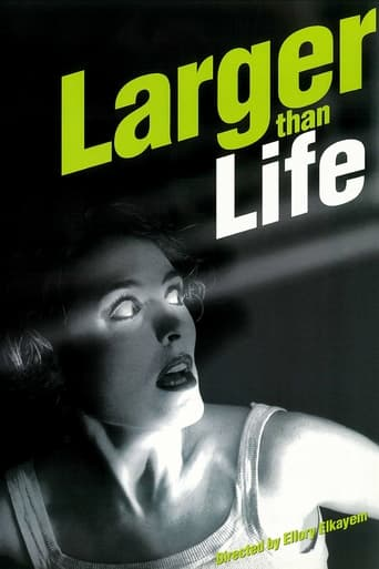 Poster of Larger than Life