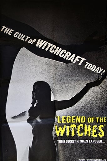 Poster of Legend of the Witches
