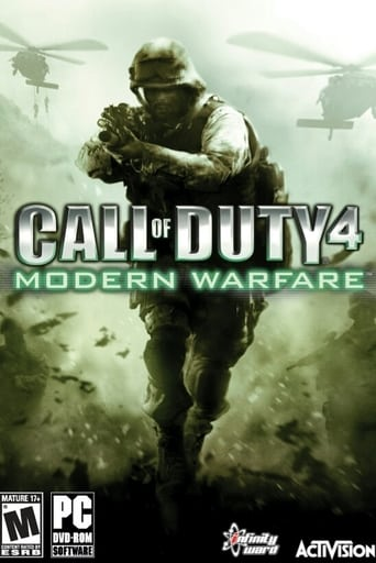 Poster of Call of Duty 4: Modern Warfare