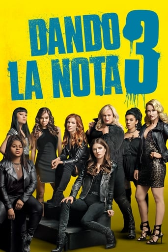 Poster of Dando la Nota 3