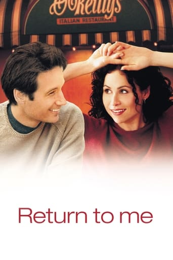 Poster of Return to Me