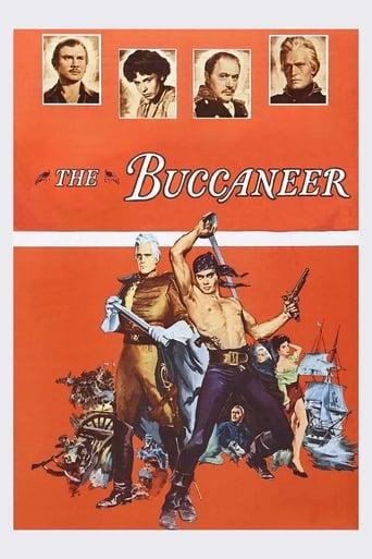 Poster of The Buccaneer