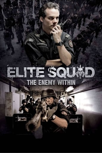 Poster of Elite Squad: The Enemy Within