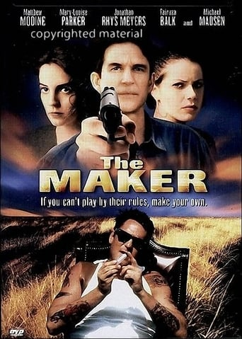 Poster of The Maker