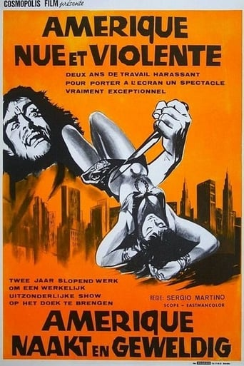 Poster of Naked and Violent