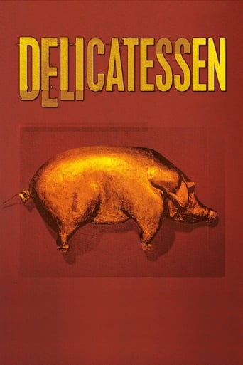 Poster of Delicatessen