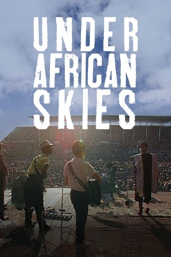 Poster of Under African Skies
