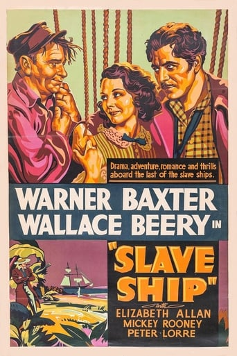 Poster of Slave Ship