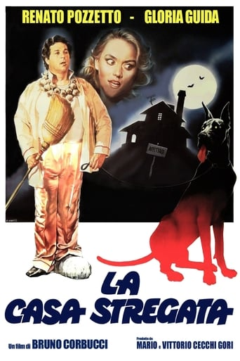 Poster of The Haunted House