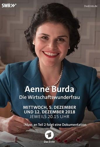 Poster of Aenne Burda - Die Wirtschaftswunderfrau