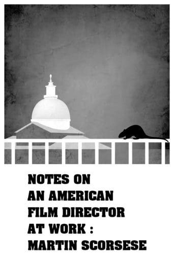Poster of Notes on an American Film Director at Work