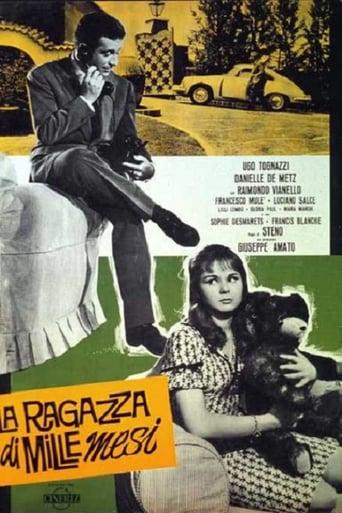 Poster of La ragazza di mille mesi