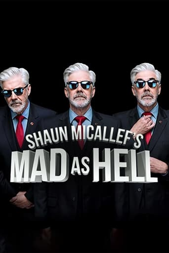 Poster of Shaun Micallef's Mad as Hell