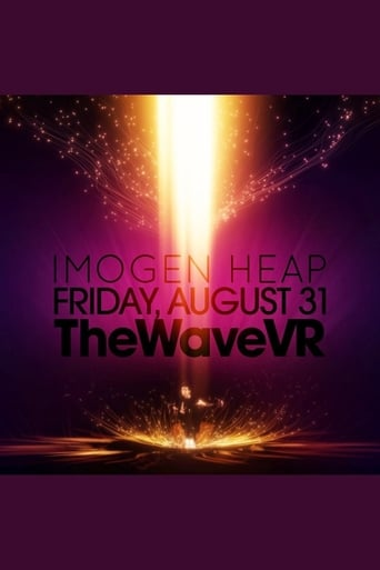 Poster of TheWaveVR Presents: Imogen Heap
