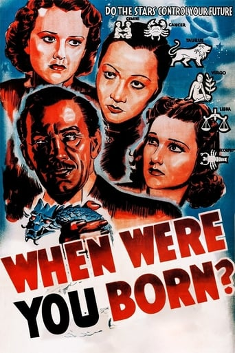Poster of When Were You Born?