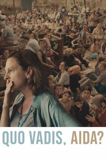 Poster of Quo vadis, Aida?