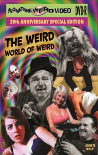 Poster of The Weird World of Weird