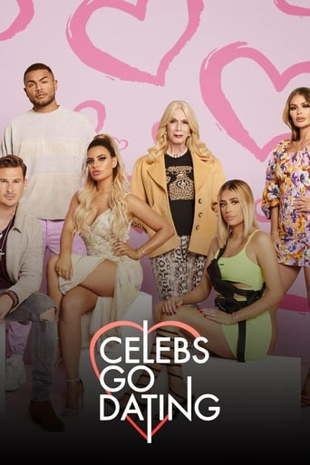 Poster of Celebs Go Dating