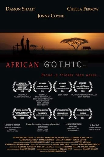Poster of African Gothic