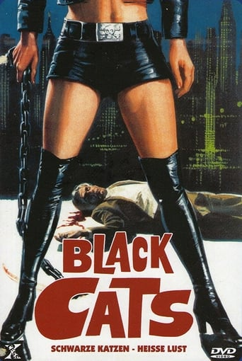 Poster of The Black Alley Cats