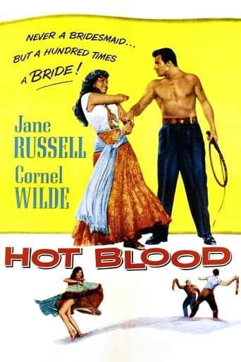 Poster of Hot Blood