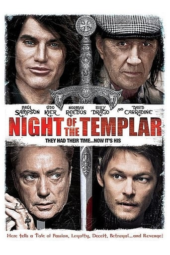 Poster of Night of the Templar