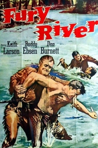 Poster of Fury River
