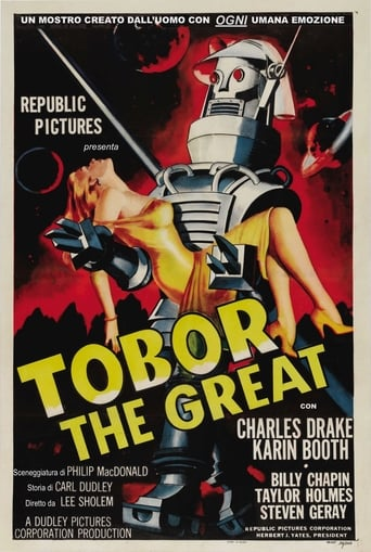 Poster of Tobor the Great