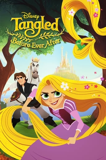 Poster of Tangled: Before Ever After