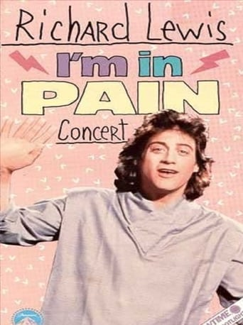 Poster of Richard Lewis: I'm in Pain