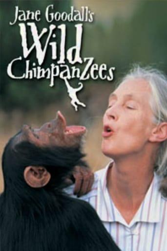 Poster of Jane Goodall's Wild Chimpanzees
