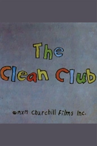 Poster of The Clean Club