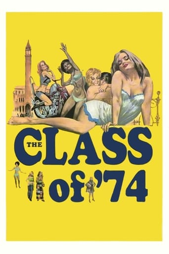 Poster of Class of '74