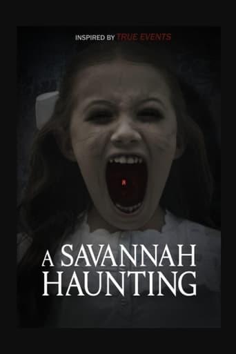 Poster of A Savannah Haunting