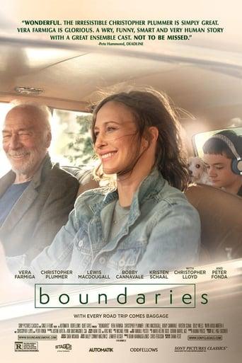 Poster of Boundaries