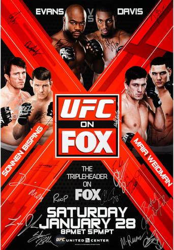 UFC on Fox 2: Evans vs. Davis