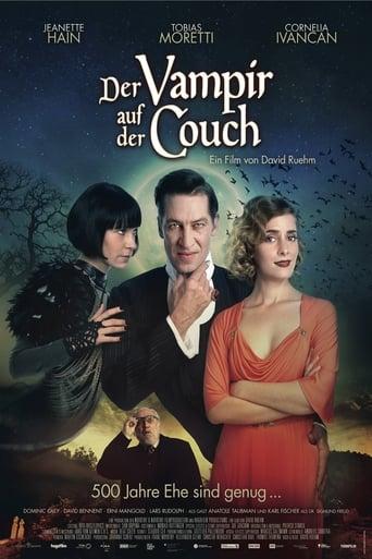 Filmplakat von Therapie für einen Vampir