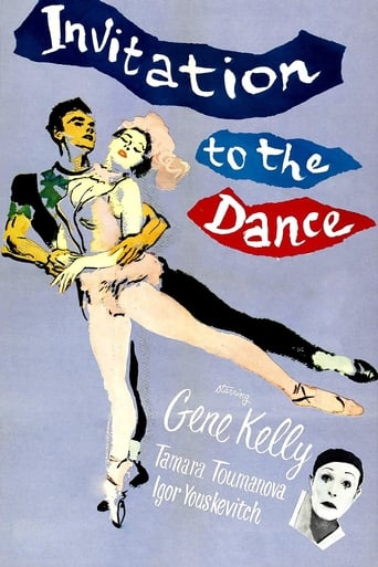 Poster of Invitation to the Dance