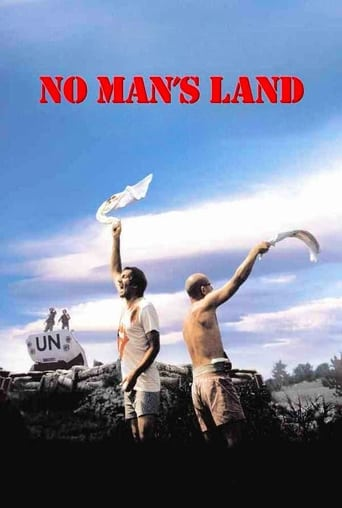 Poster of No Man's Land