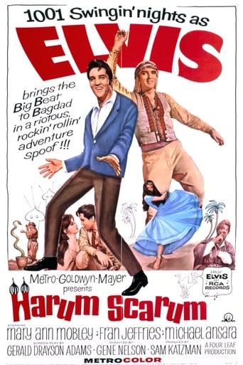 Poster of Harum Scarum