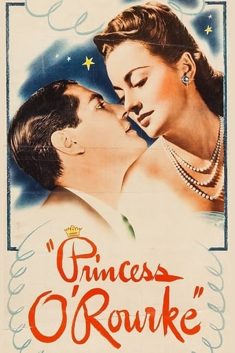 Poster of Princess O'Rourke