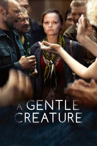 Poster of A Gentle Creature