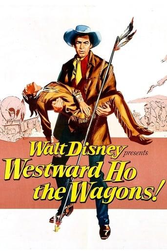 Poster of Westward Ho, The Wagons!