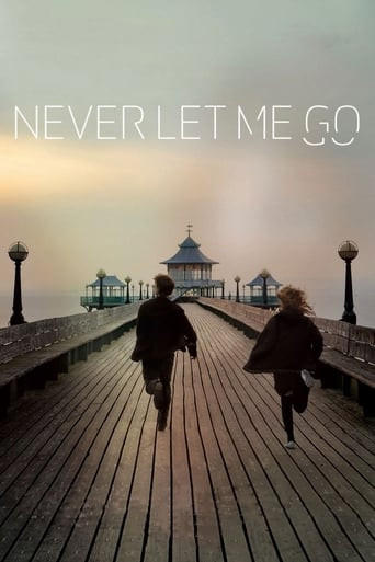 Poster of Never Let Me Go